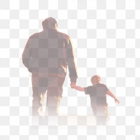 People Back - Father's Day Son PNG