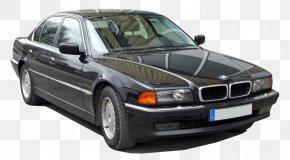 Bmw - 1997 BMW 7 Series Car BMW 6 Series BMW 7 Series (E38) PNG