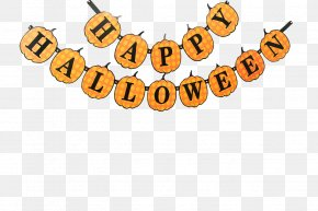 Happy Halloween - Halloween Pumpkin Clip Art PNG