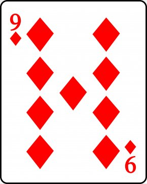 Card Diamond Cliparts - Playing Card Curse Of Scotland Suit Ace King PNG