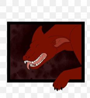 Hellhound - Carnivora Mouth Cartoon Snout PNG