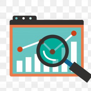 Market Research - Stock Market Marketing Icon PNG