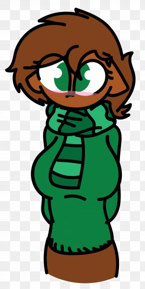 Sweater - Cartoon Character Clip Art PNG