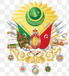 Symbol - Coat Of Arms Of The Ottoman Empire House Of Osman Flags Of The Ottoman Empire PNG