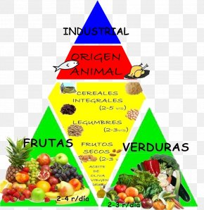 Triangulo - Food Pyramid Eating Mediterranean Diet Dieting PNG