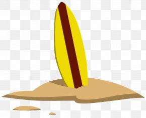 Cartoon Surfboard - Surfboard Cartoon Surfing Clip Art PNG