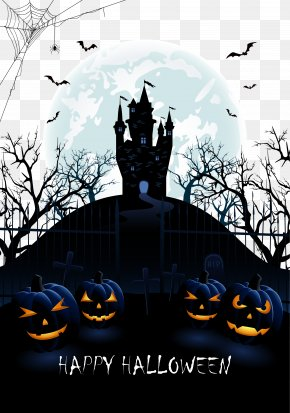 Halloween Holiday Background PNG