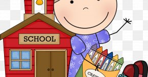 School Diary - National Secondary School First Day Of School Clip Art PNG