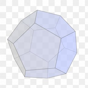 Dimensional Vector - Regular Dodecahedron Polyhedron Edge Face PNG