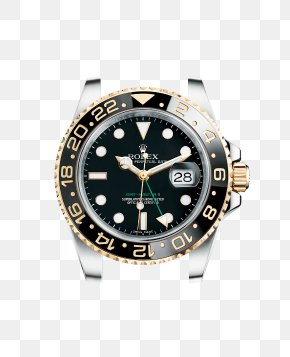 Rolex - Rolex GMT Master II Rolex Submariner Watch Jewellery PNG
