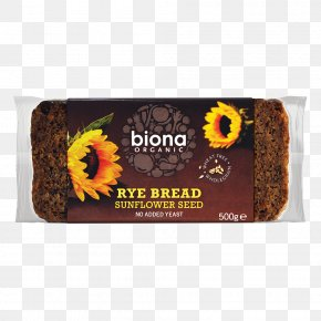 Bread - Rye Bread Organic Food Pumpernickel PNG