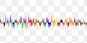 Sound Wave - Sound Waveform PNG