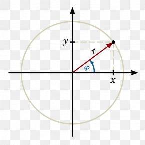 Circle - Unit Circle Trigonometry Trigonometric Functions Plane PNG