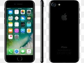 Apple - IPhone 8 Apple IPhone 7 Telephone Black PNG