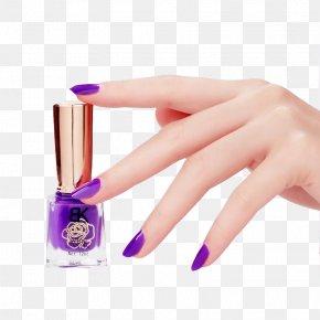 Nail - Nail Polish Manicure Nail Art Hand PNG