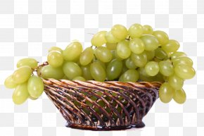 A Bunch Of Grapes - Grape Fruit PNG