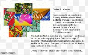 Global Village - Paper Graphic Design Table Of Contents Font PNG
