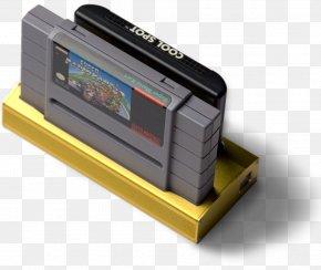 Cartouche - Super Nintendo Entertainment System Retrode ROM Cartridge Mega Drive Game Boy PNG