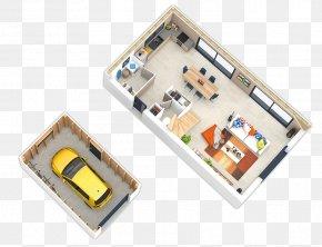 House - Cube House Maison En Bois Constructeur Maison Ossature Bois Natilia Angers PNG