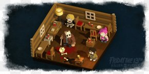 Friday The 13th: The Game - Friday The 13th: Killer Puzzle Friday The 13th: The Game Jason Voorhees Slayaway Camp PNG