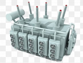 Transformer - Transformer Electric Power Electrical Engineering Electrical Substation Electricity PNG