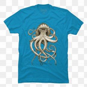 T-shirt - Printed T-shirt Fashion Hoodie PNG
