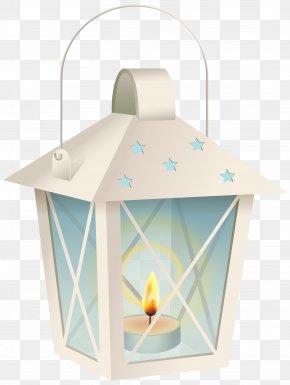 Decorative Winter Lantern Clipart Image - Lantern Street Light Clip Art PNG