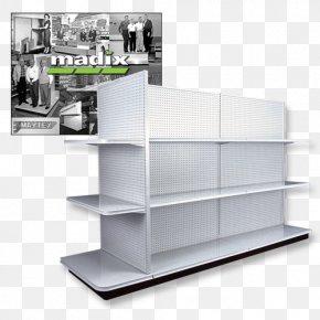 Store Shelf - Shelf Furniture Bookcase Adjustable Shelving Indoff Material Handling PNG