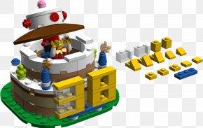 Birthday Cake - Birthday Cake Party Lego Digital Designer PNG
