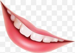 Teeth - Mouth Lip Clip Art PNG