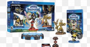 Toy - Skylanders: Imaginators Xbox 360 Video Game PlayStation 4 Activision PNG