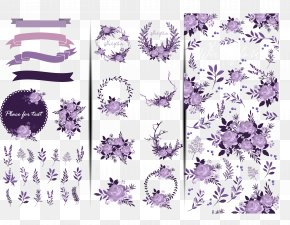 Background Flower Decoration PNG