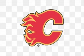 Flame Letter - Calgary Flames National Hockey League Tampa Bay Lightning Stockton Heat PNG