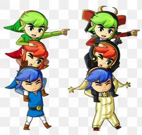 The Legend Of Zelda - The Legend Of Zelda: Tri Force Heroes The Legend Of Zelda: A Link Between Worlds Triforce Princess Zelda PNG