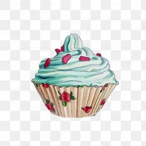 Muffin Baking - Cupcake Buttercream Cake Baking Cup Icing PNG