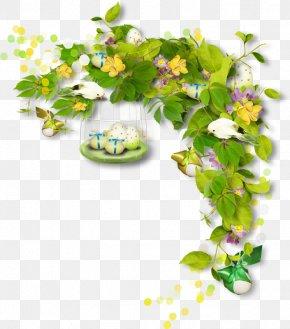 Easter - Easter Bunny Picture Frames Easter Egg Clip Art PNG
