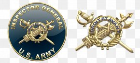 Army - Inspector General United States Army General Of The Army PNG