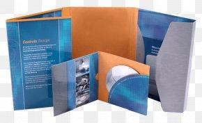 Marketing - Paper File Folders Presentation Folder Promotion PNG