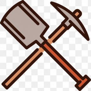 Shovels And Axes - Shovel Download Icon PNG