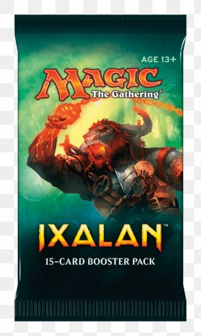 Magic The Gathering - Magic: The Gathering Ixalan Booster Pack Playing Card Yu-Gi-Oh! Trading Card Game PNG