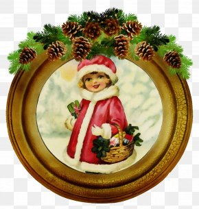 Christmas Decoration Symbol - Picture Frame PNG