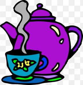 Tea Pot Clipart - Teapot Coffee Teacup Clip Art PNG