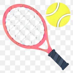 Strings Ball Badminton - Badminton Cartoon PNG