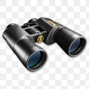 Binoculars - Bushnell Corporation Binoculars Porro Prism Telescope Magnification PNG