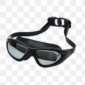 Swimming Goggles - Goggles Swimming Swimsuit Contact Lenses Sunglasses PNG