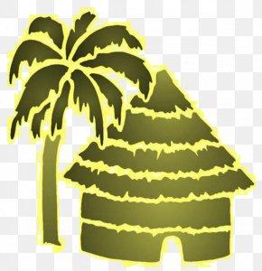 Leaf - Arecaceae Leaf Tree Clip Art PNG
