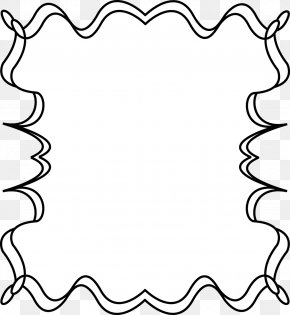 Borders Black And White - Borders And Frames Free Content Clip Art PNG