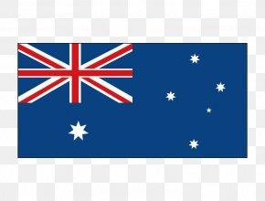 Side Of The Flag Of Australia - Flag Of Australia T-shirt PNG
