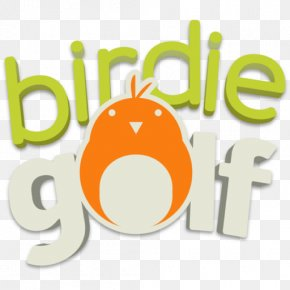 Birdie Background - Logo Brand Product Font Golf PNG