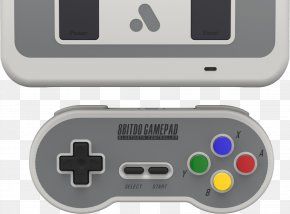 Gamepad - Video Game Consoles Super Nintendo Entertainment System Analogue Super Nt Game Controllers PNG